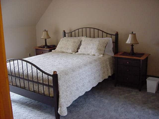 Cape Cod Master Bedroom